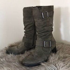 Cobb Hill Lily Leather Boots